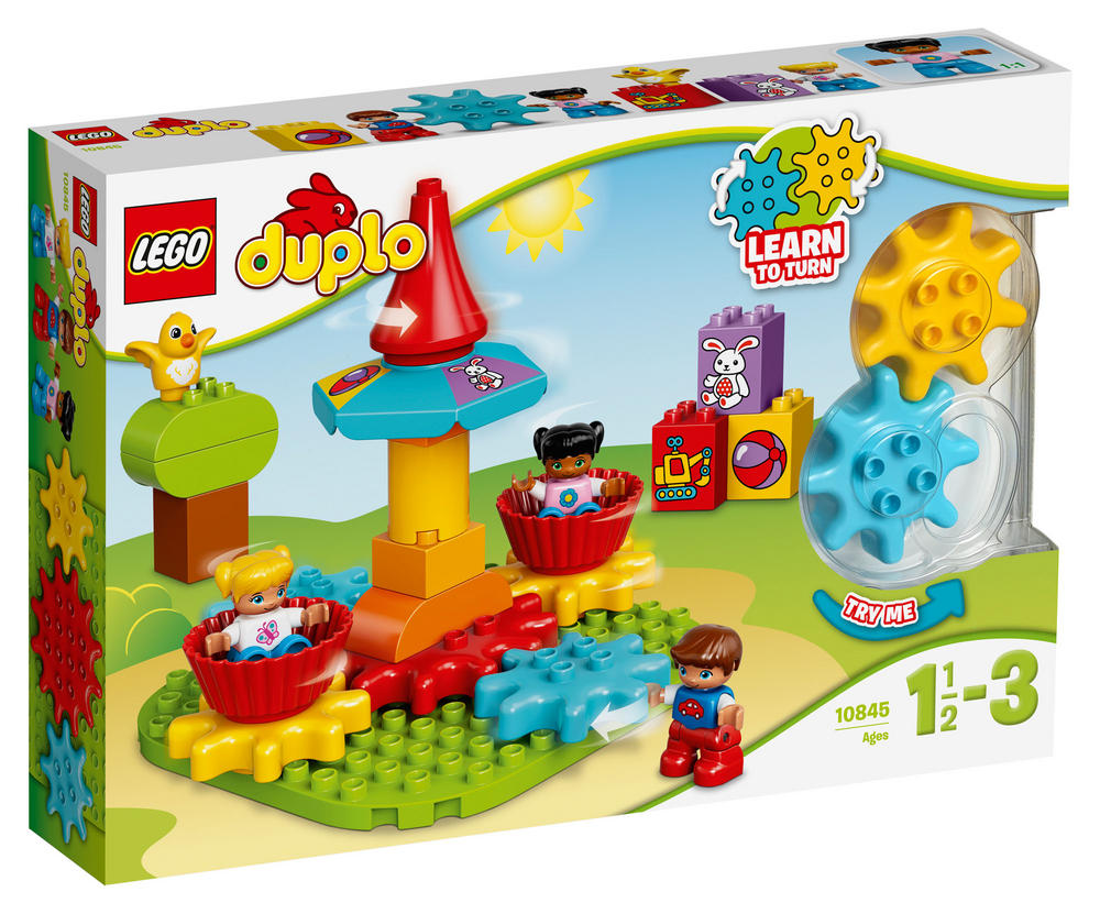 10845 LEGO My First Carousel DUPLO MY FIRST