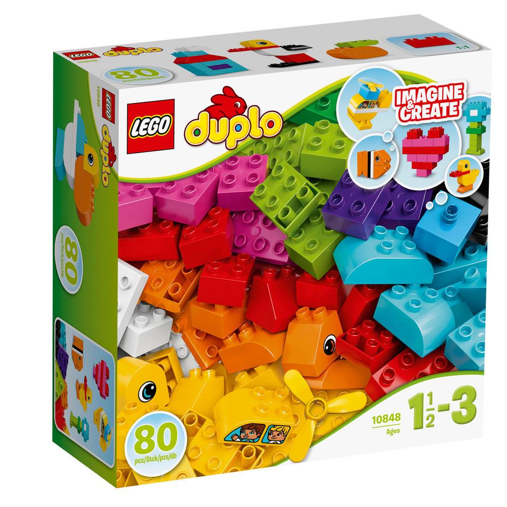 10848 LEGO My First Bricks DUPLO MY FIRST LEGO10848