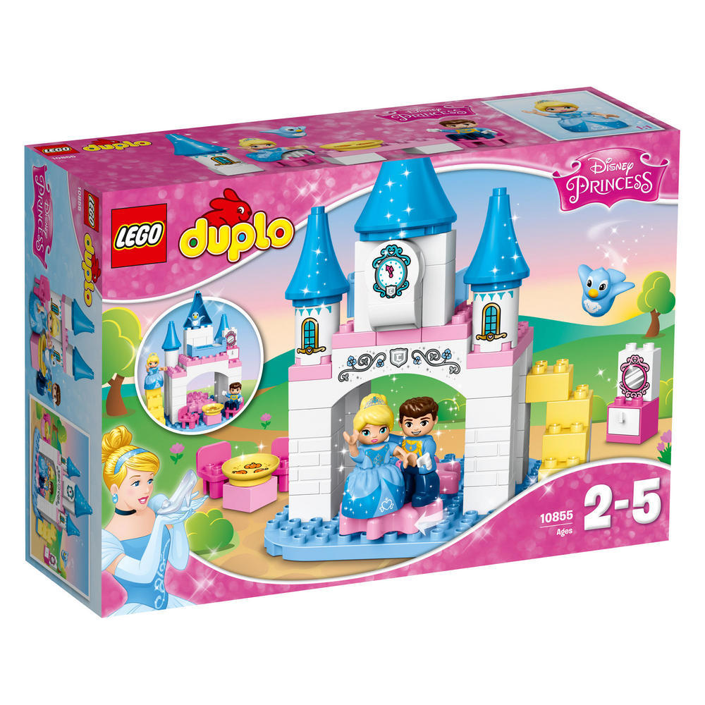 10855 LEGO Cinderella´s Magical Castle DUPLO PRINCESS