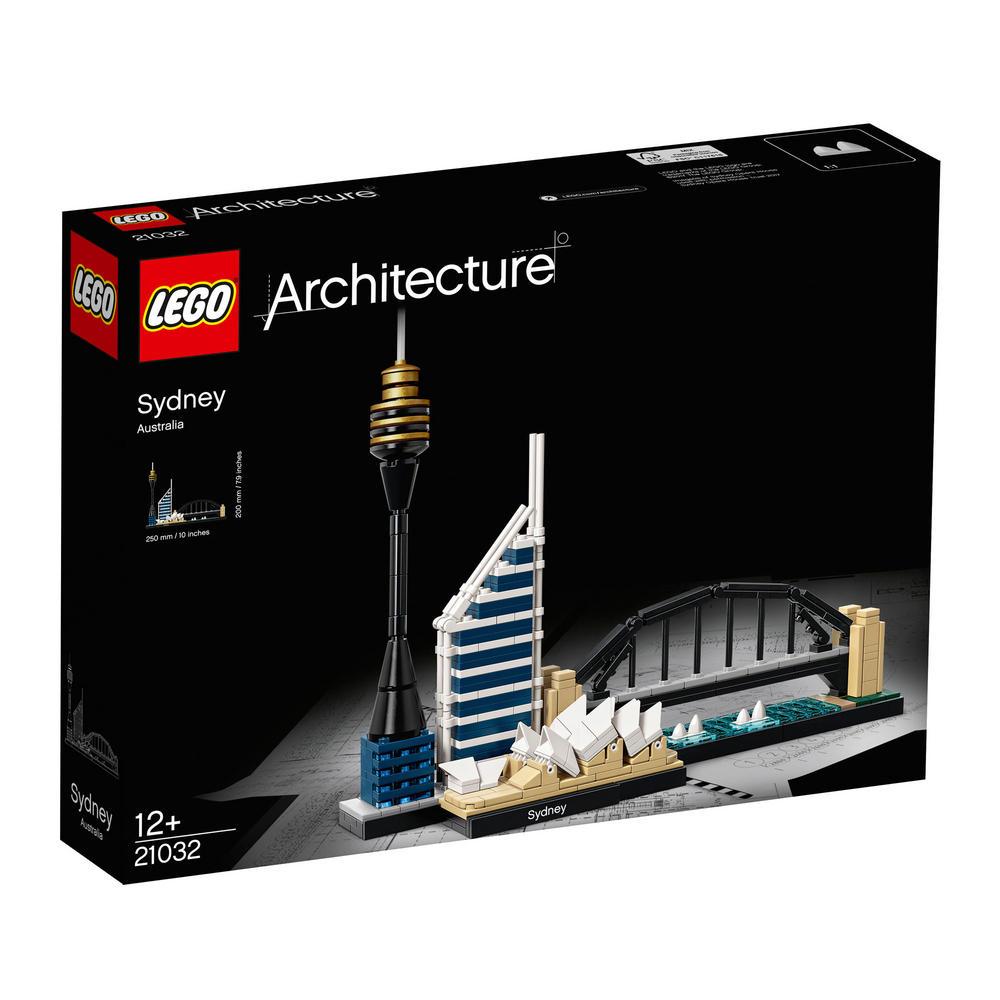 21032 LEGO Sydney ARCHITECTURE
