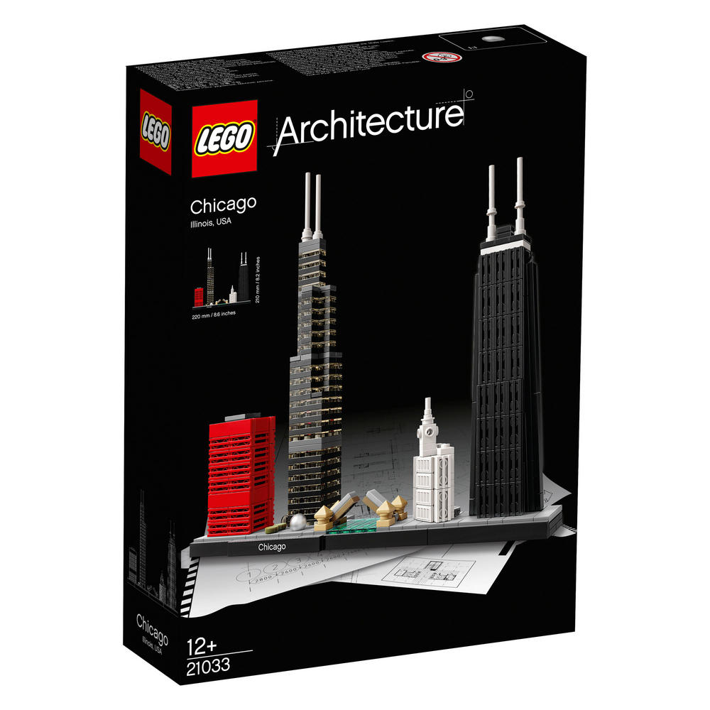 21033 LEGO Chicago ARCHITECTURE