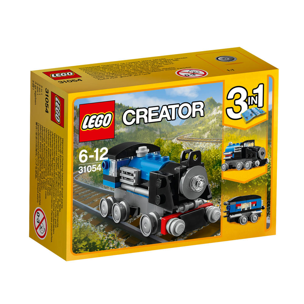 31054 LEGO Blue Express CREATOR