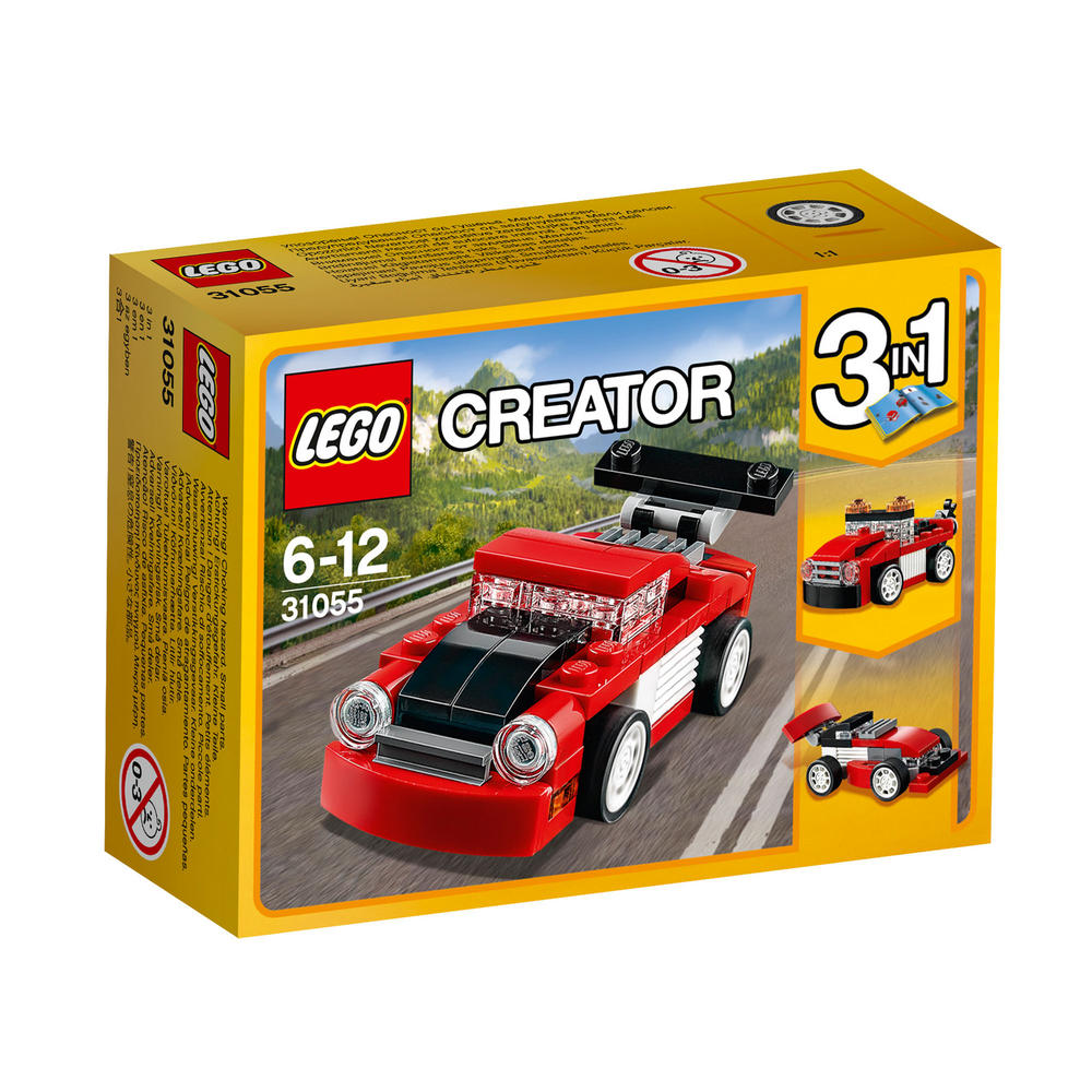 31055 LEGO Red Racer CREATOR