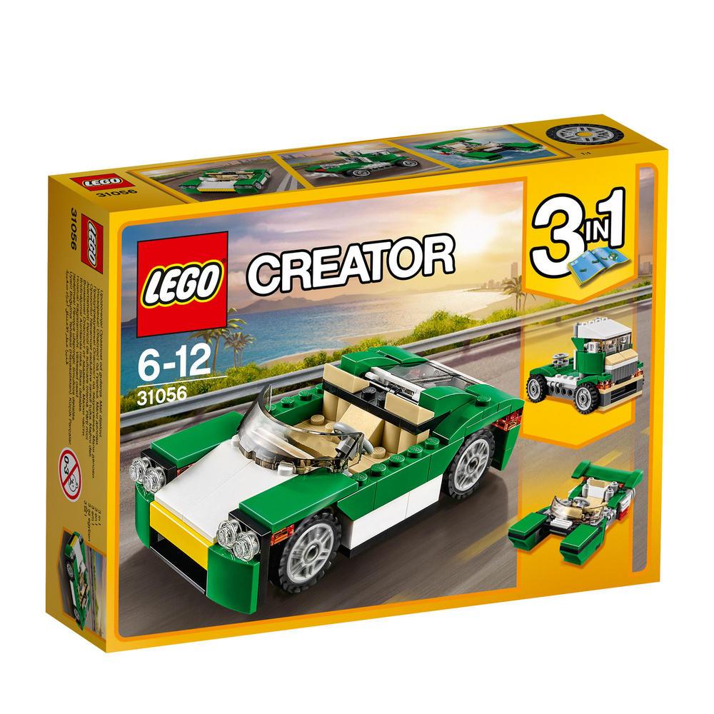 31056 LEGO Green Cruiser CREATOR