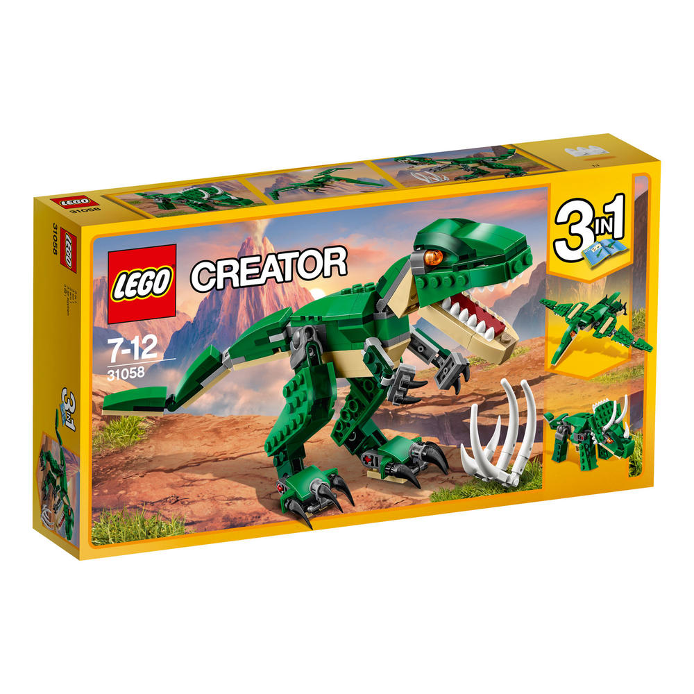 31058 LEGO Mighty Dinosaurs CREATOR