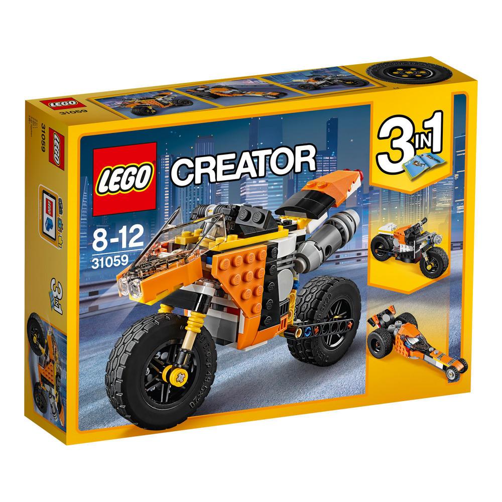 31059 LEGO Sunset Street Bike CREATOR