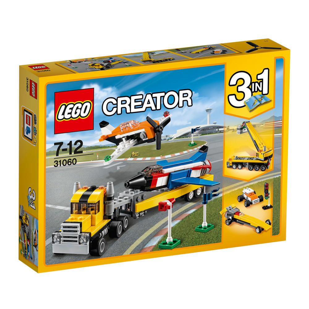 31060 LEGO Airshow Aces CREATOR