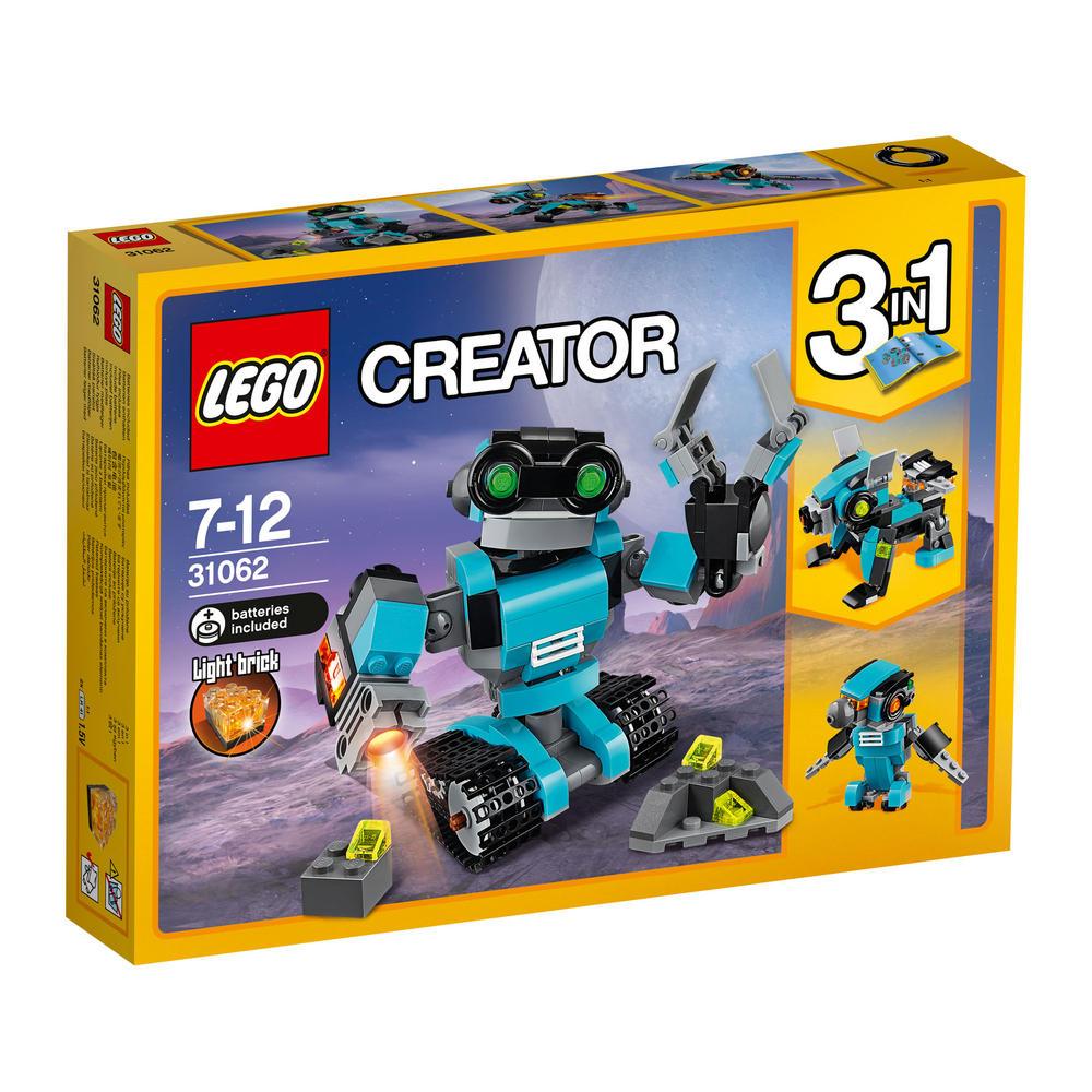 31062 LEGO Robo Explorer CREATOR