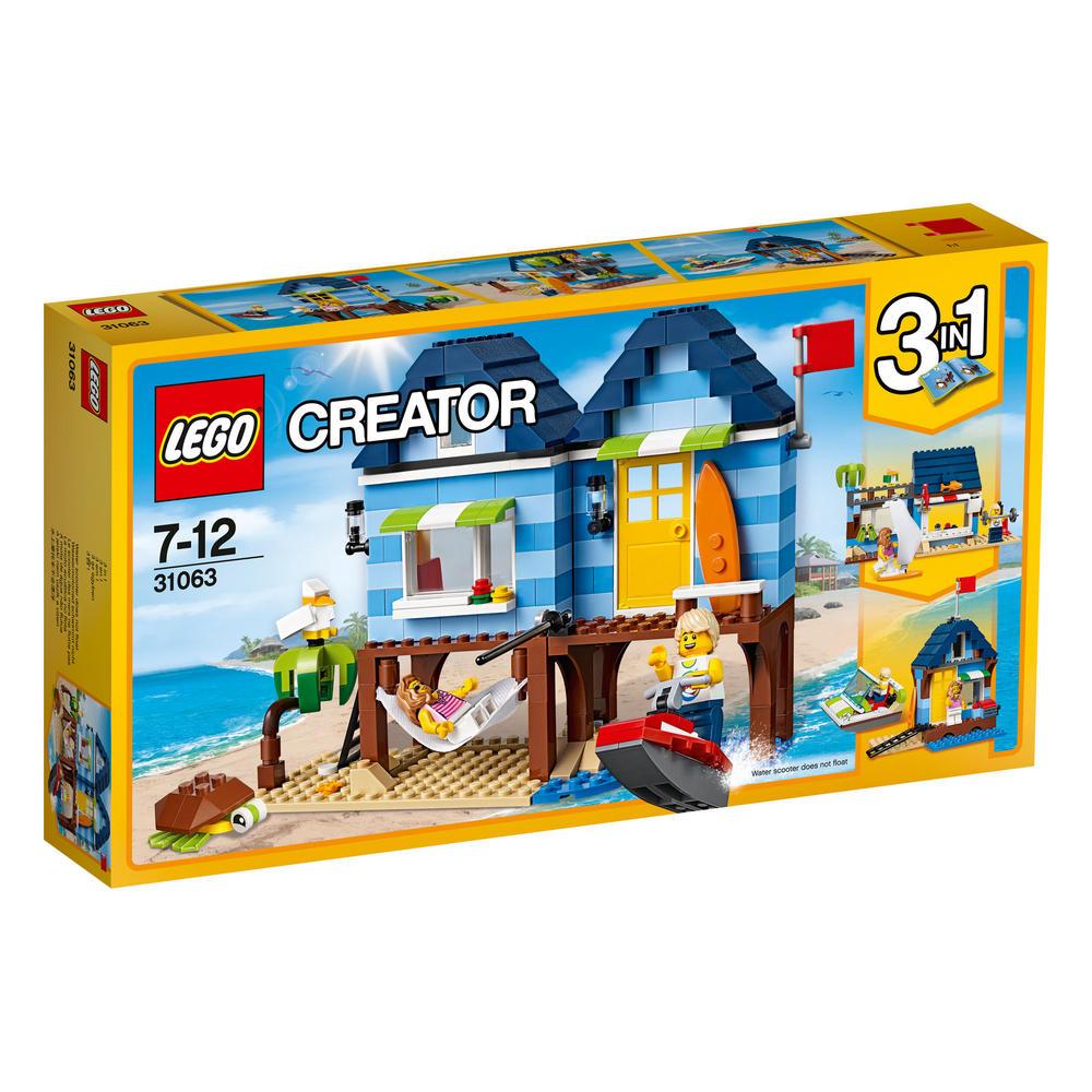 31063 LEGO Beachside Vacation CREATOR