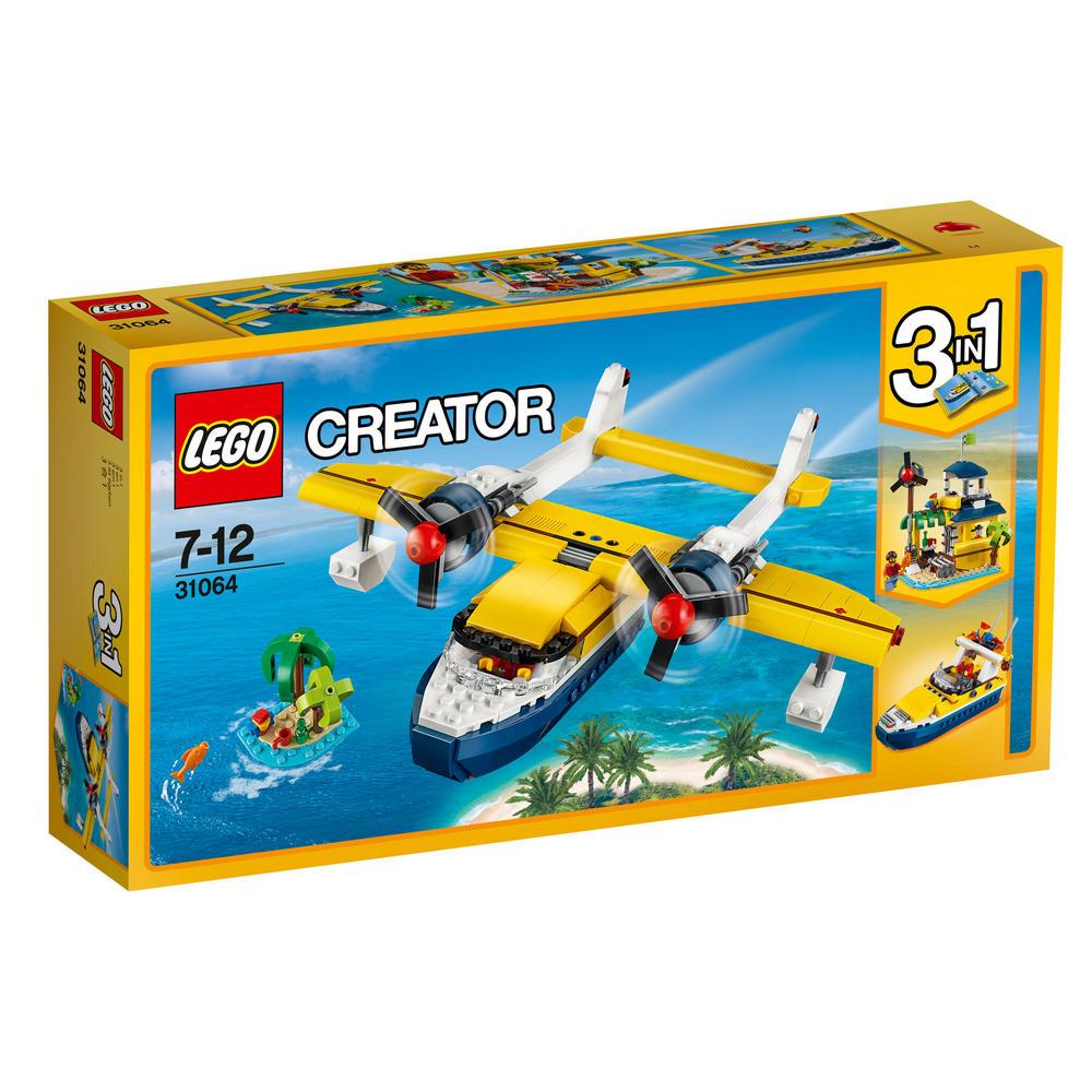 31064 LEGO Island Adventures CREATOR