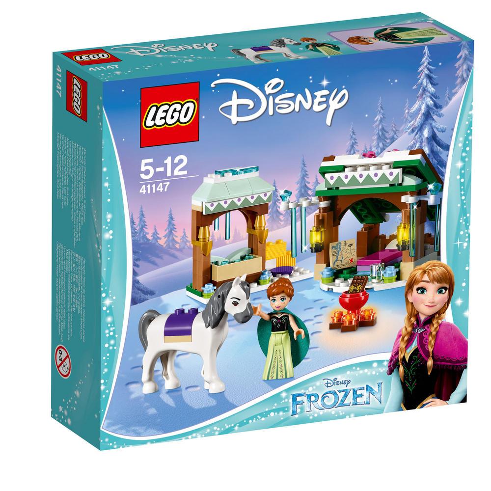 41147 LEGO Anna's Snow Adventure DISNEY PRINCESS