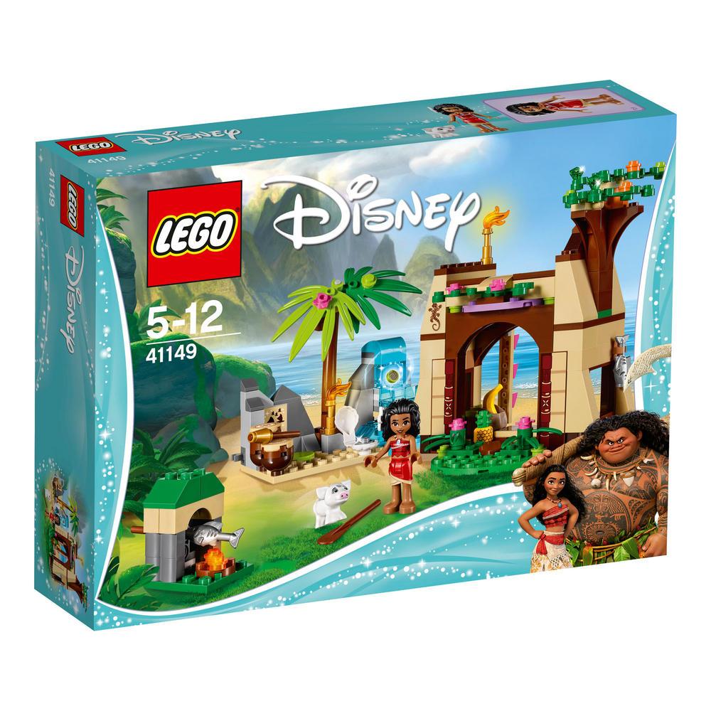 41149 LEGO Moana's Island Adventure DISNEY PRINCESS