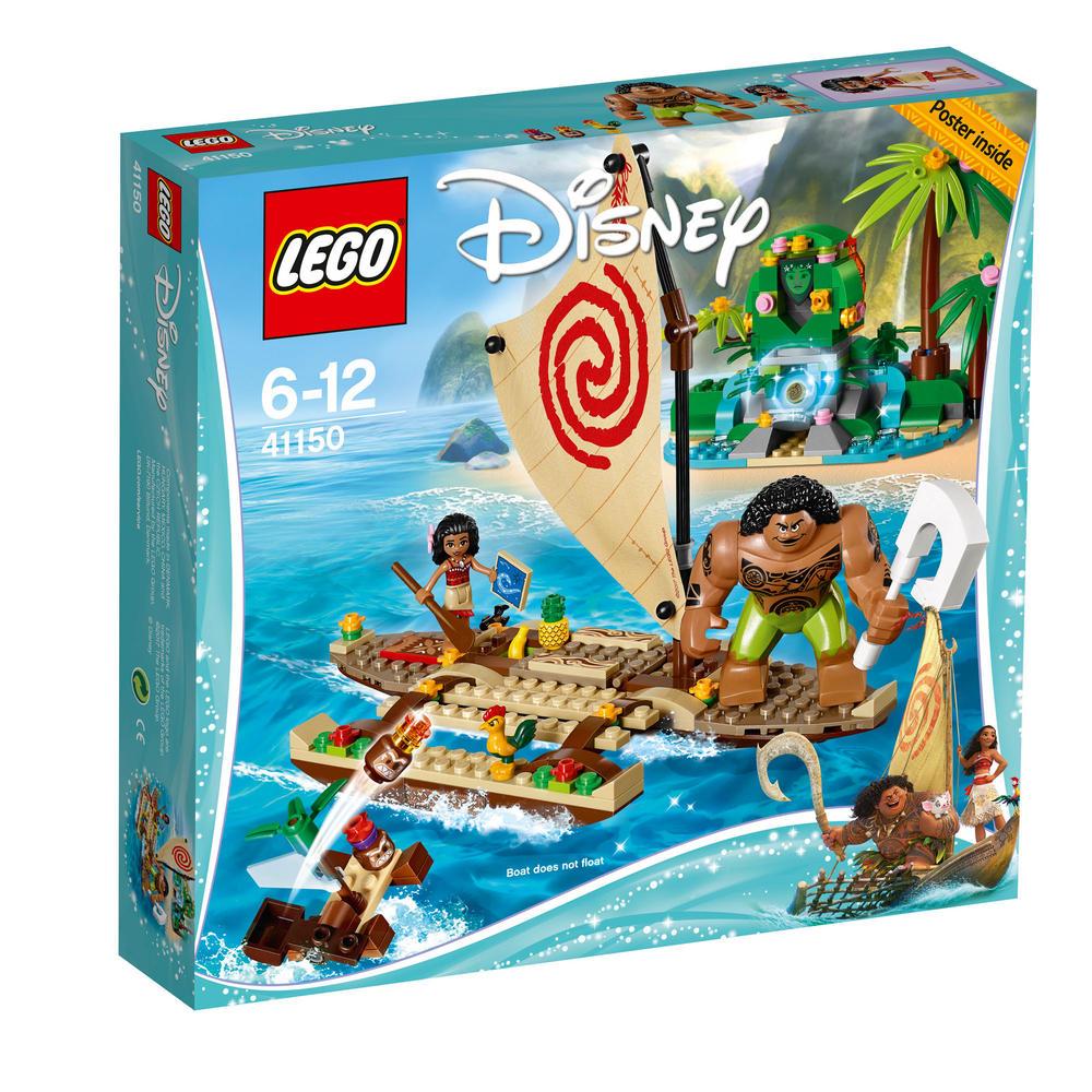 41150 LEGO Moana's Ocean Voyage DISNEY PRINCESS