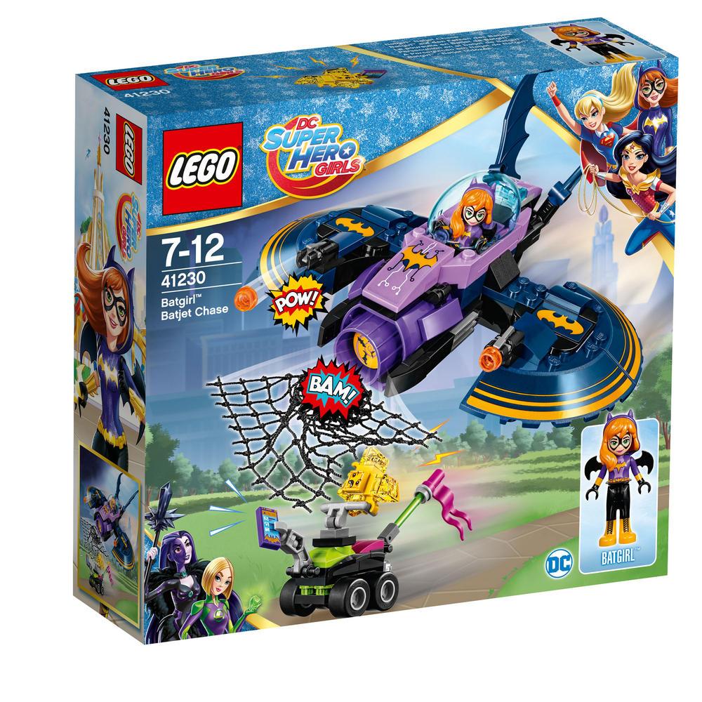 41230 LEGO Batgirl? Batjet Chase DC SUPER HERO GIRLS
