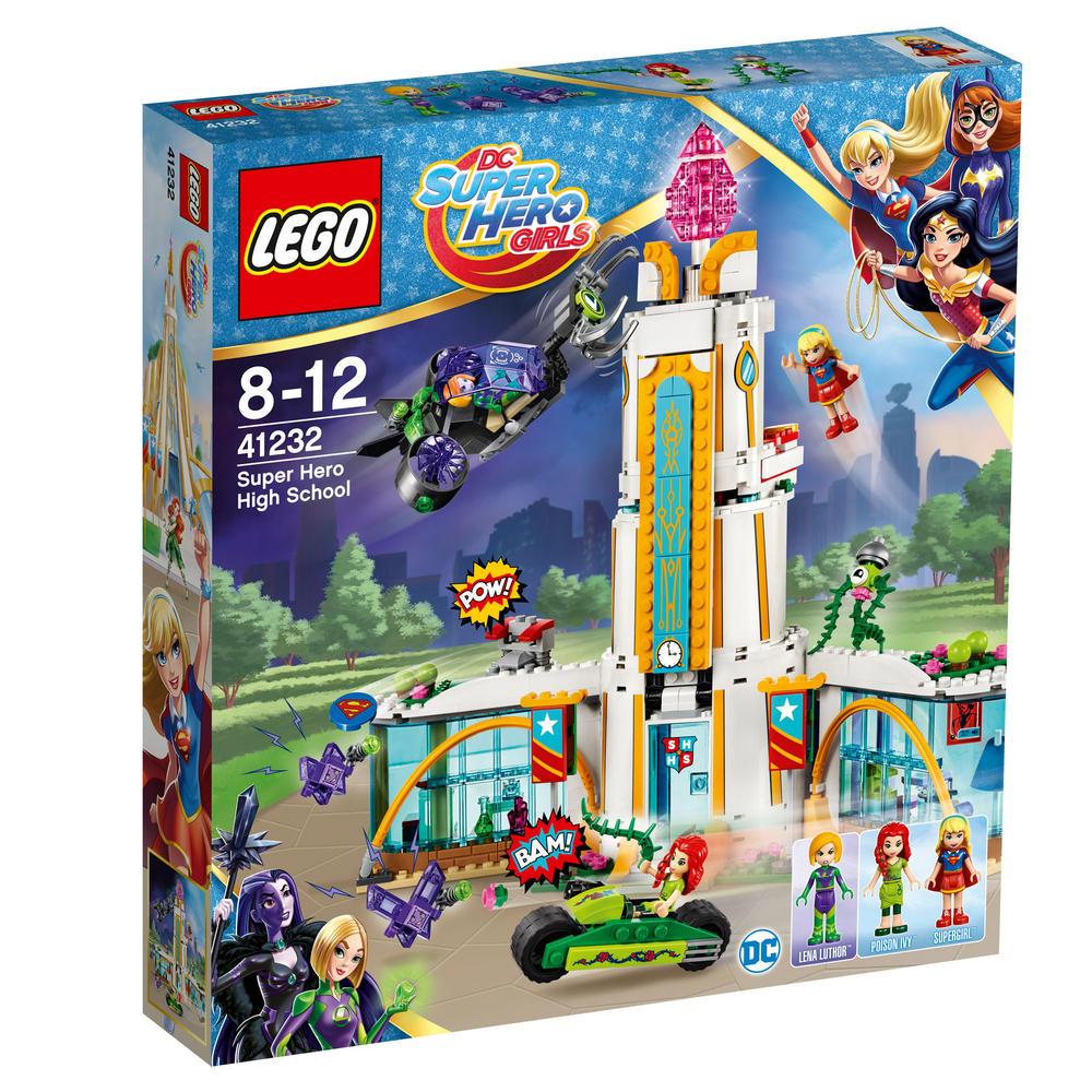 41232 LEGO Super Hero High School DC SUPER HERO GIRLS