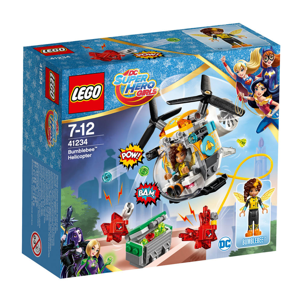 41234 LEGO Bumblebee? Helicopter DC SUPER HERO GIRLS