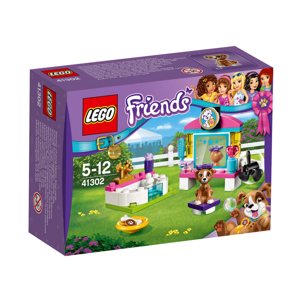 41302 LEGO Puppy Pampering FRIENDS