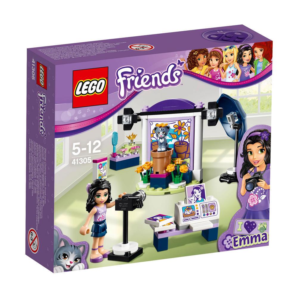 41305 LEGO Emma's Photo Studio FRIENDS