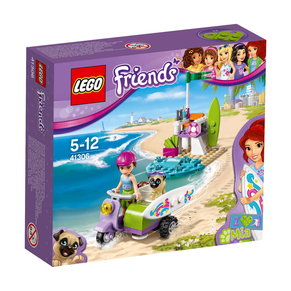 41306 LEGO Mia's Beach Scooter FRIENDS