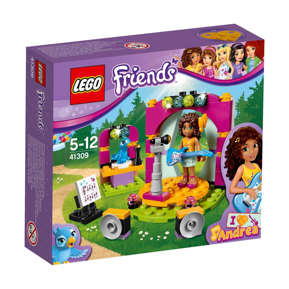 41309 LEGO Andrea's Musical Duet FRIENDS