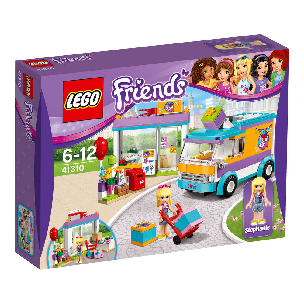 41310 LEGO Heartlake Gift Delivery FRIENDS