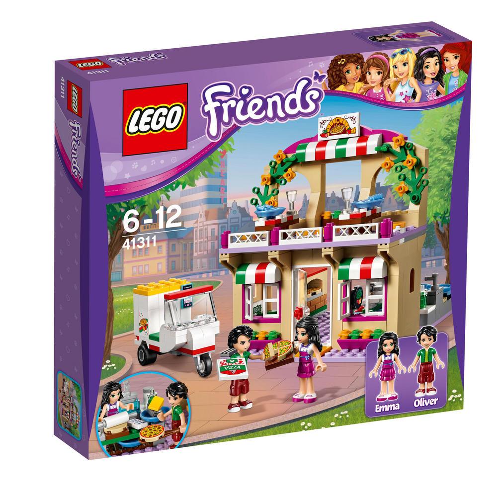 41311 LEGO Heartlake Pizzeria FRIENDS