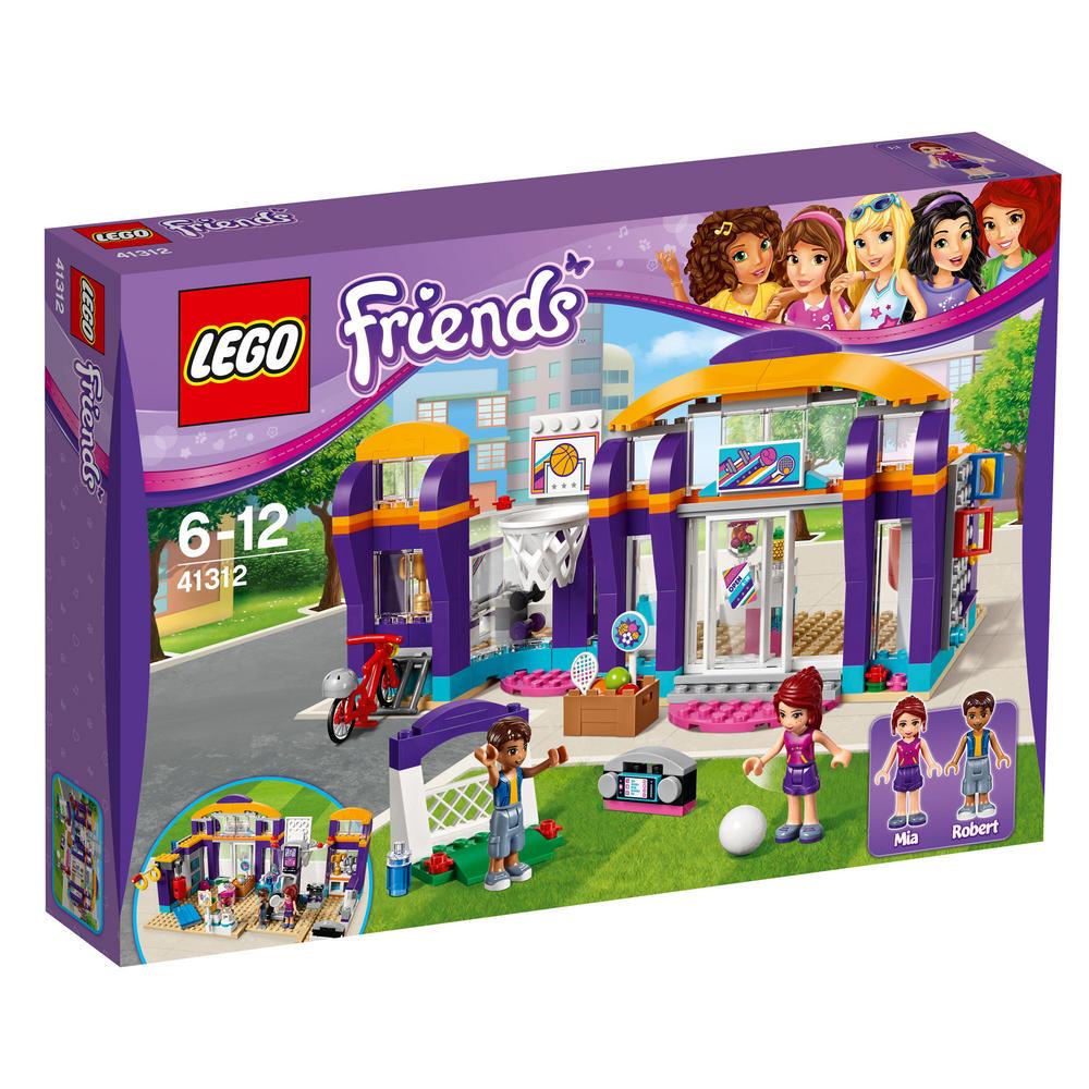 41312 LEGO Heartlake Sports Center FRIENDS