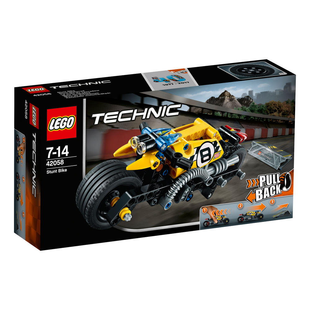 42058 LEGO Stunt Bike TECHNIC