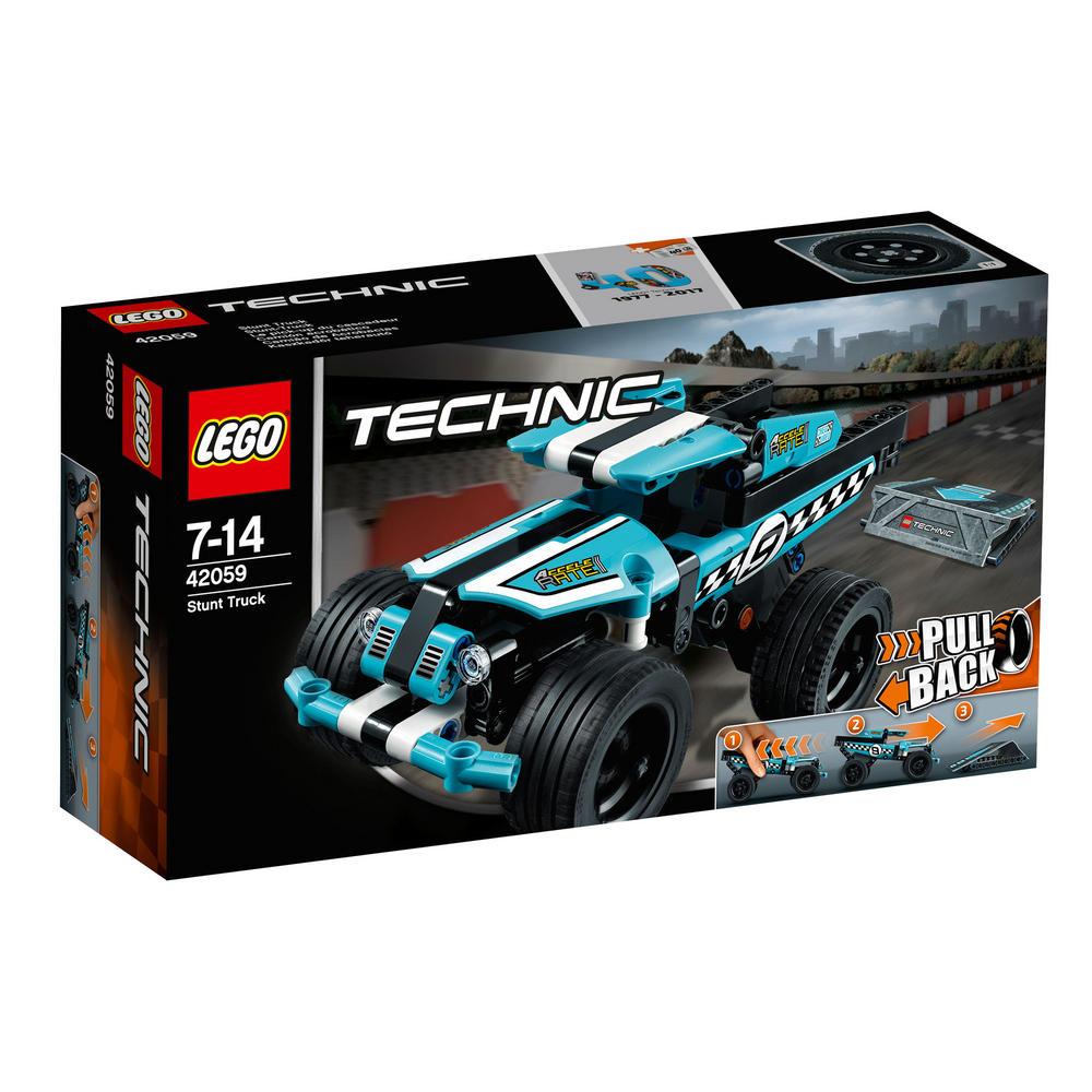 42059 LEGO Stunt Truck TECHNIC