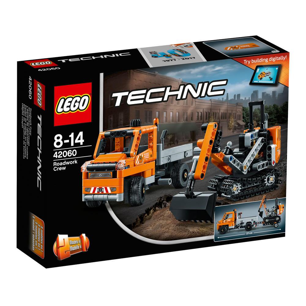42060 LEGO Roadwork Crew TECHNIC