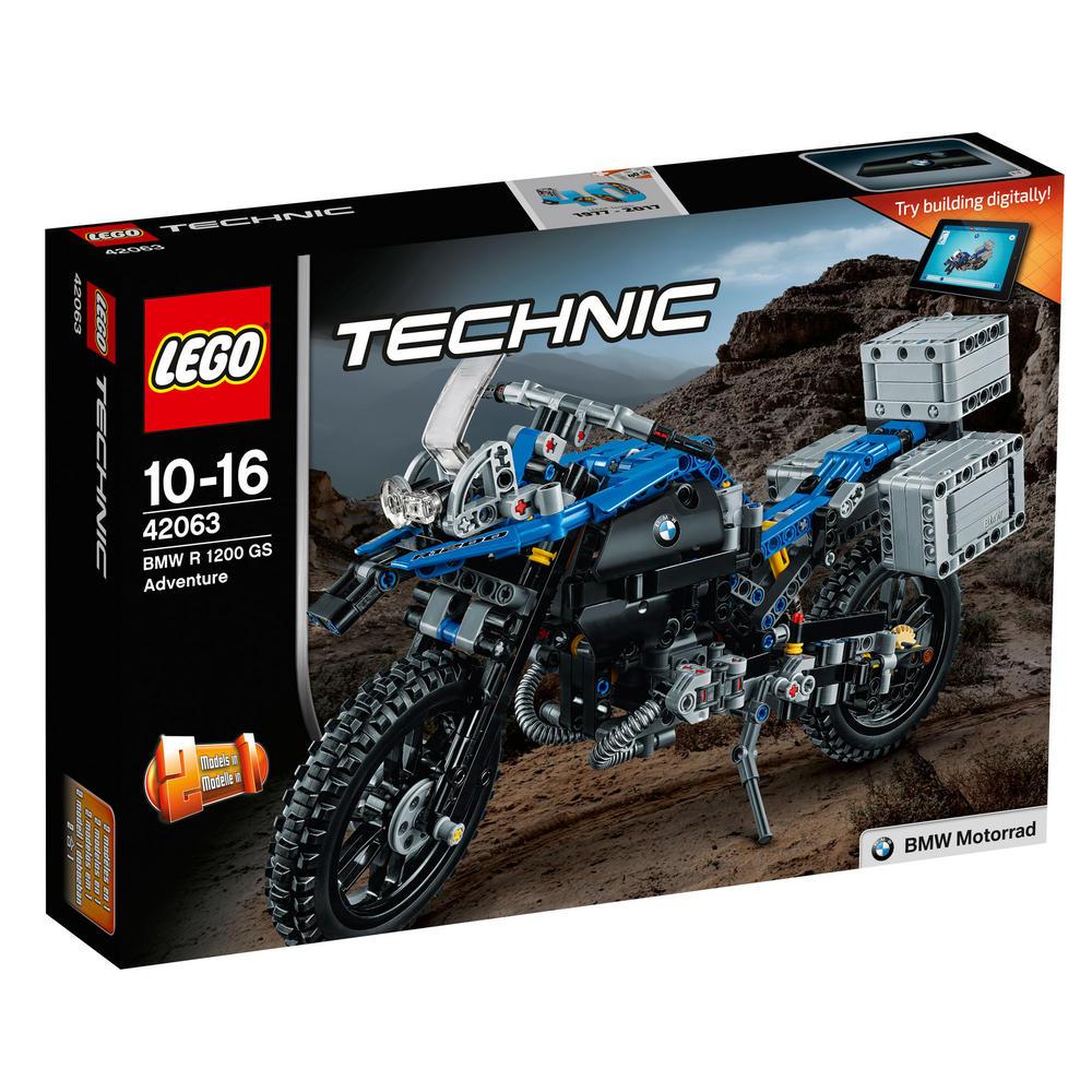 42063 LEGO BMW R 1200 GS Adventure TECHNIC