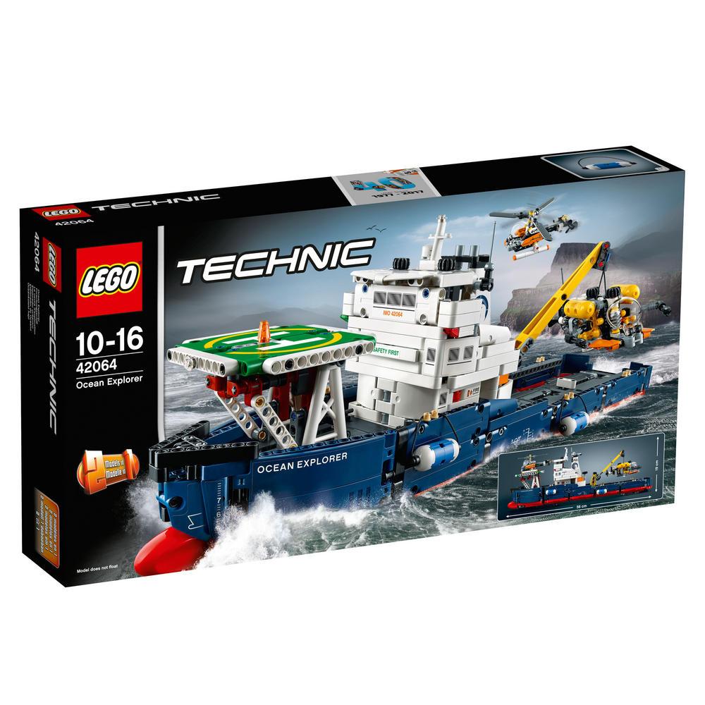 42064 LEGO Ocean Explorer TECHNIC
