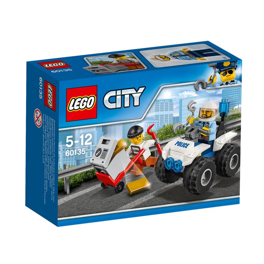 60135 LEGO ATV Arrest CITY POLICE