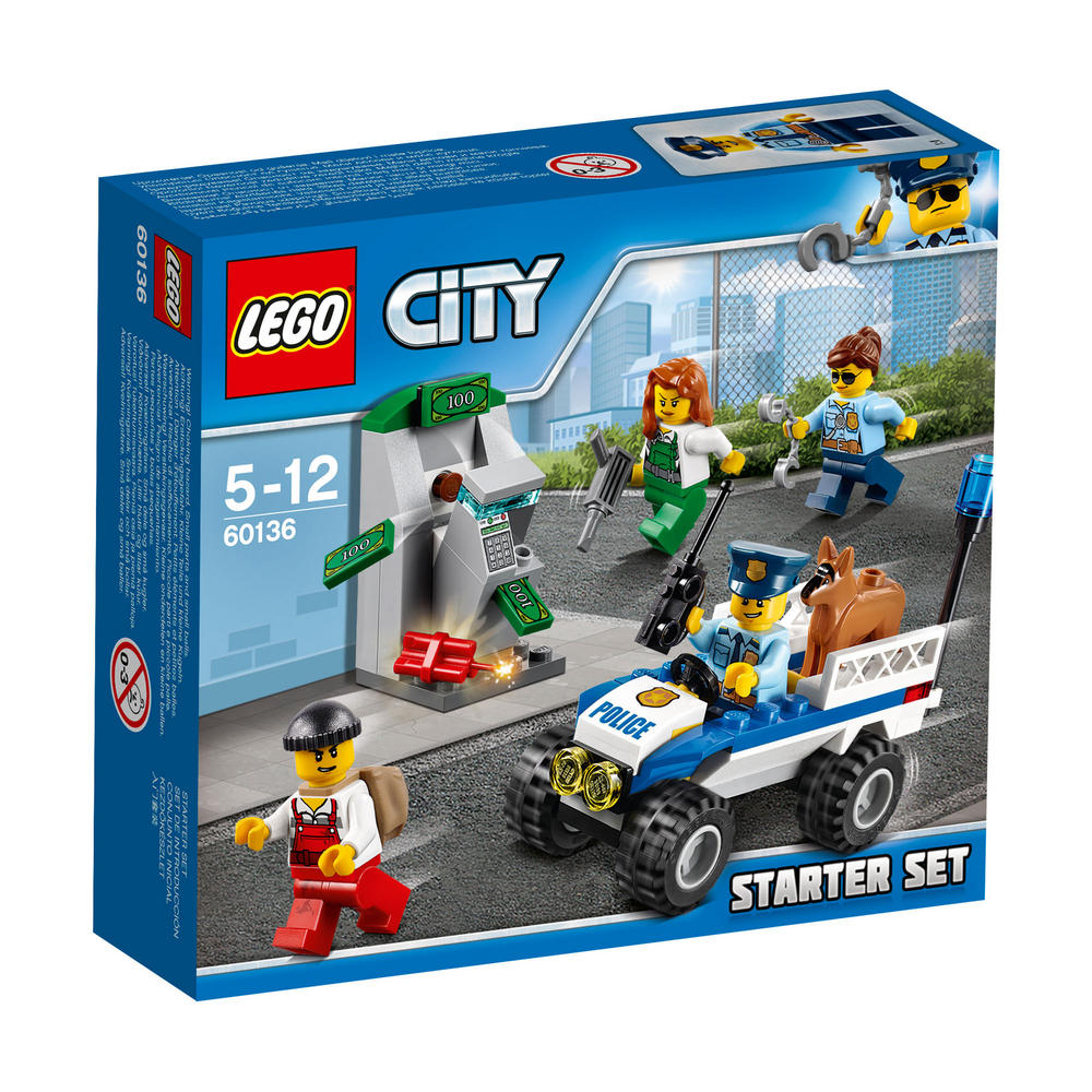 60136 LEGO Police Starter Set CITY POLICE