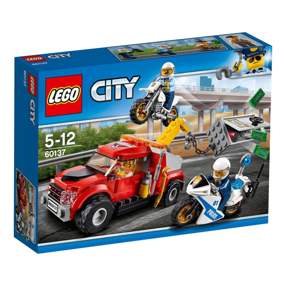 60137 LEGO Tow Truck Trouble CITY POLICE