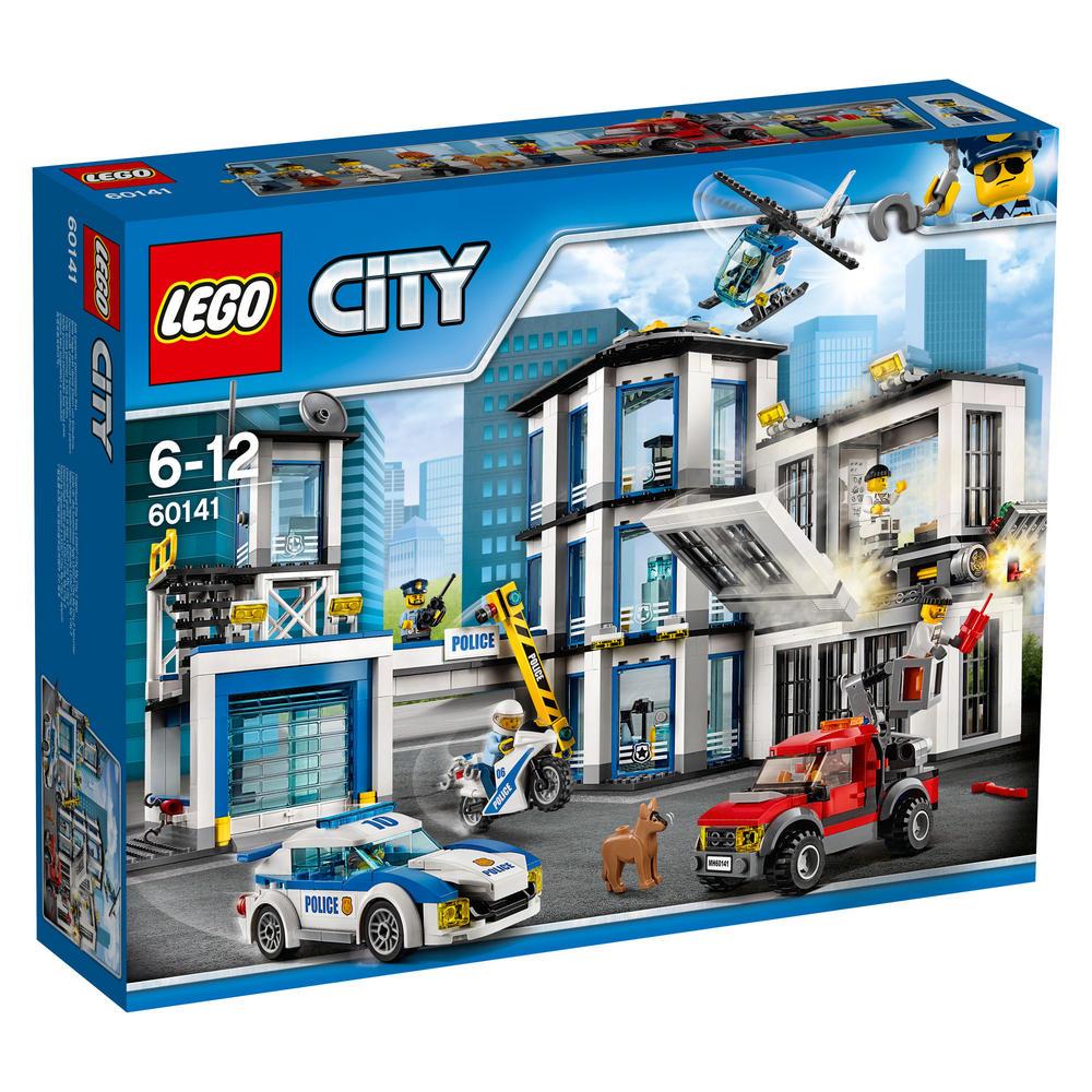 60141 LEGO Police Station CITY POLICE