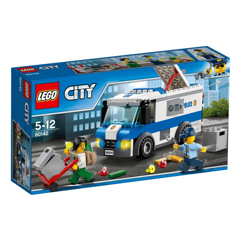 60142 LEGO Money Transporter CITY POLICE