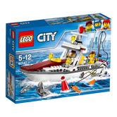 60147 LEGO Fishing Boat CITY GREAT VEHICLES
