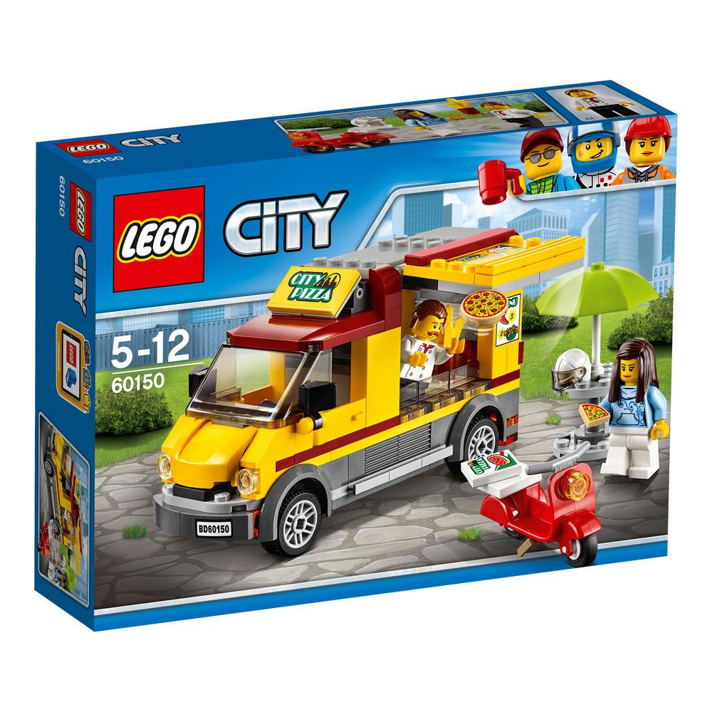 60150 LEGO Pizza Van CITY GREAT VEHICLES