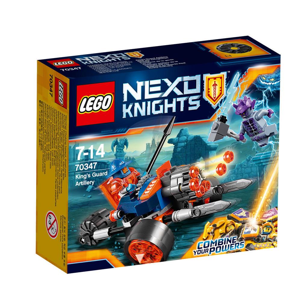 70347 LEGO King's Guard Artillery NEXO KNIGHTS