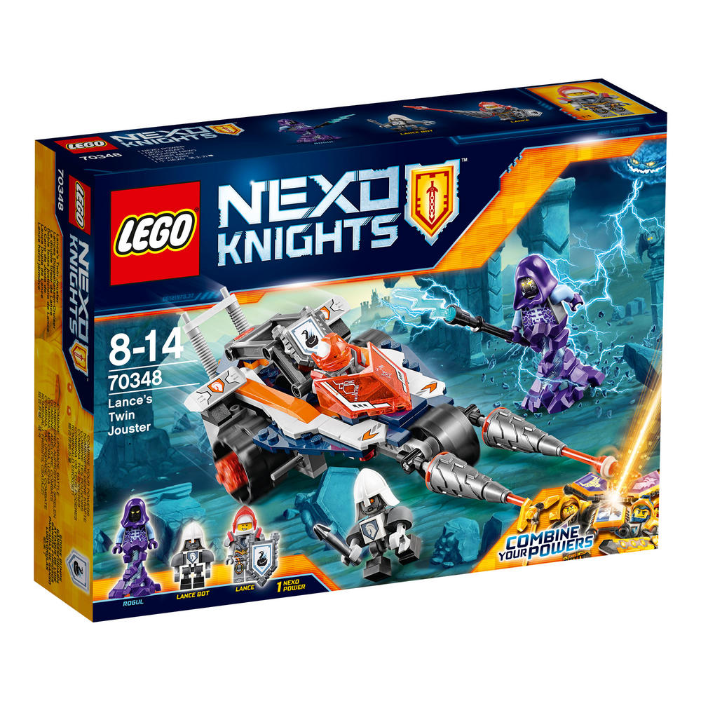 70348 LEGO Lance's Twin Jouster NEXO KNIGHTS
