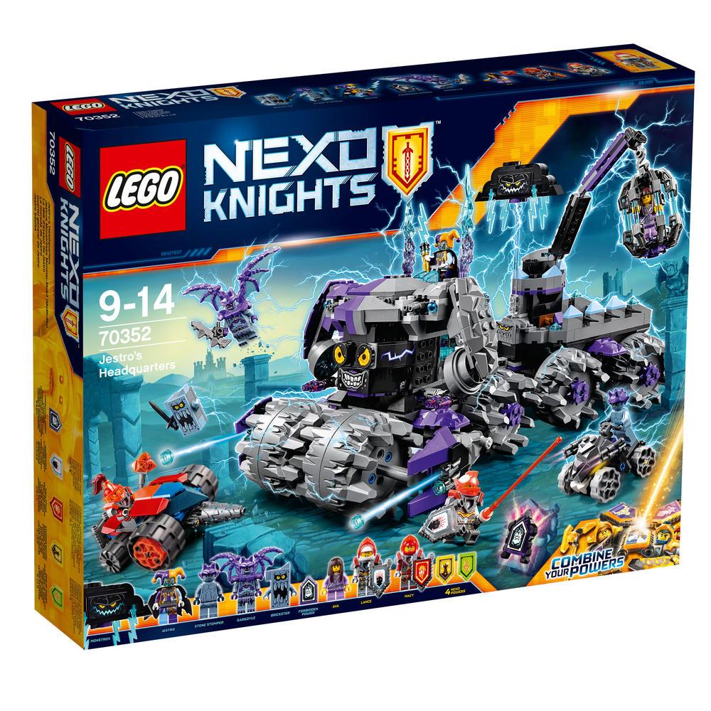 70352 LEGO Jestro's Headquarters NEXO KNIGHTS