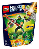 70364 LEGO Battle Suit Aaron NEXO KNIGHTS