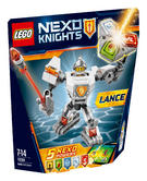 70366 LEGO Battle Suit Lance NEXO KNIGHTS