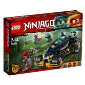70625 LEGO Samurai Vxl NINJAGO
