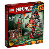 70626 LEGO Dawn Of Iron Doom NINJAGO