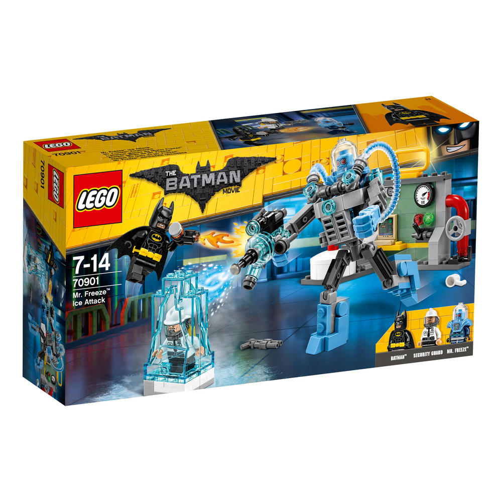 70901 LEGO Mr. Freeze? Ice Attack BATMAN MOVIE