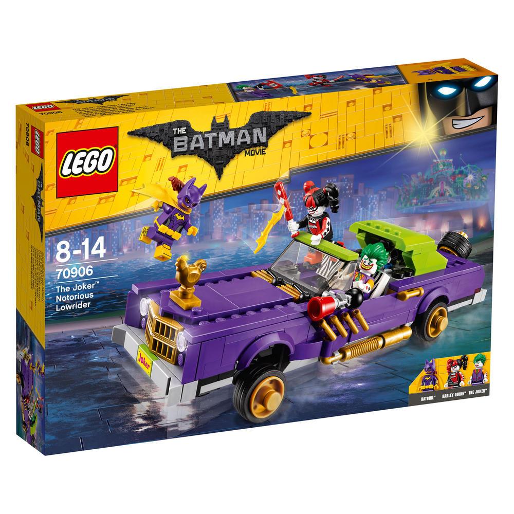 70906 LEGO The Joker? Notorious Lowrider BATMAN MOVIE