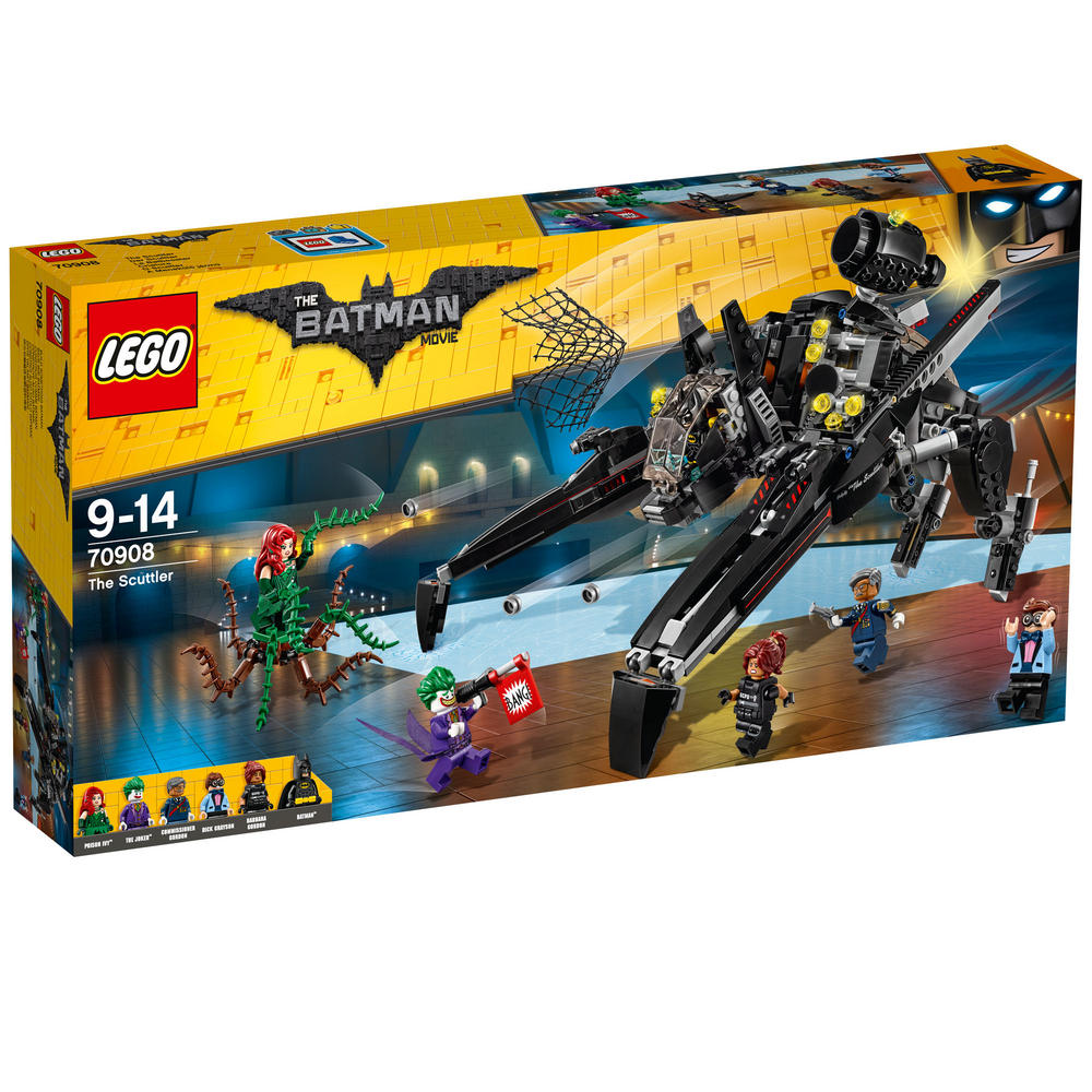 70908 LEGO The Scuttler BATMAN MOVIE