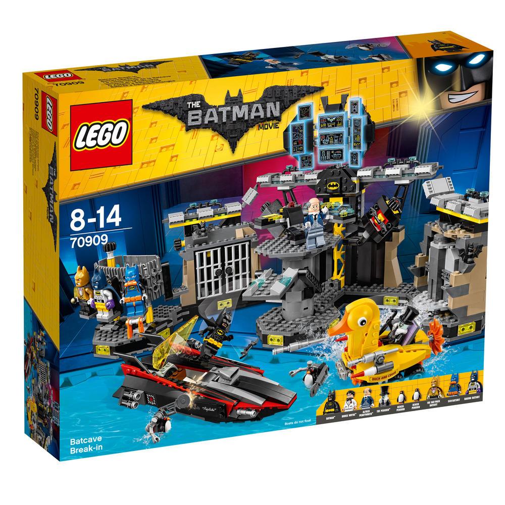 70909 LEGO Batcave Break-In BATMAN MOVIE